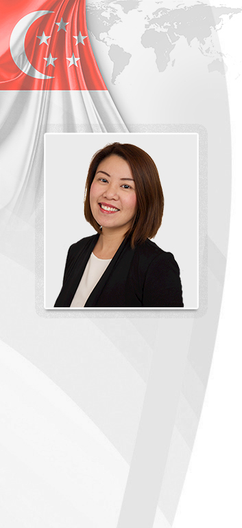 Karina Wong Rector, Singapore Academy of Corporate Management