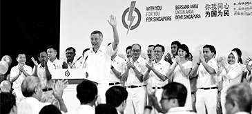 Political and Social reforms in Singapore