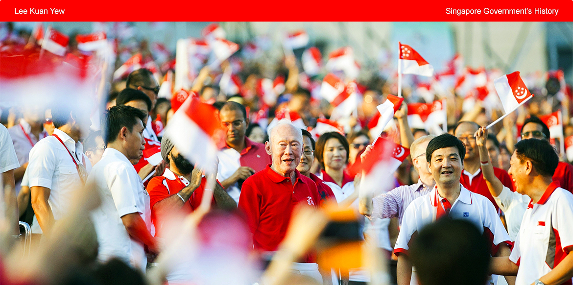 Government of Singapore Lee Kuan Yew