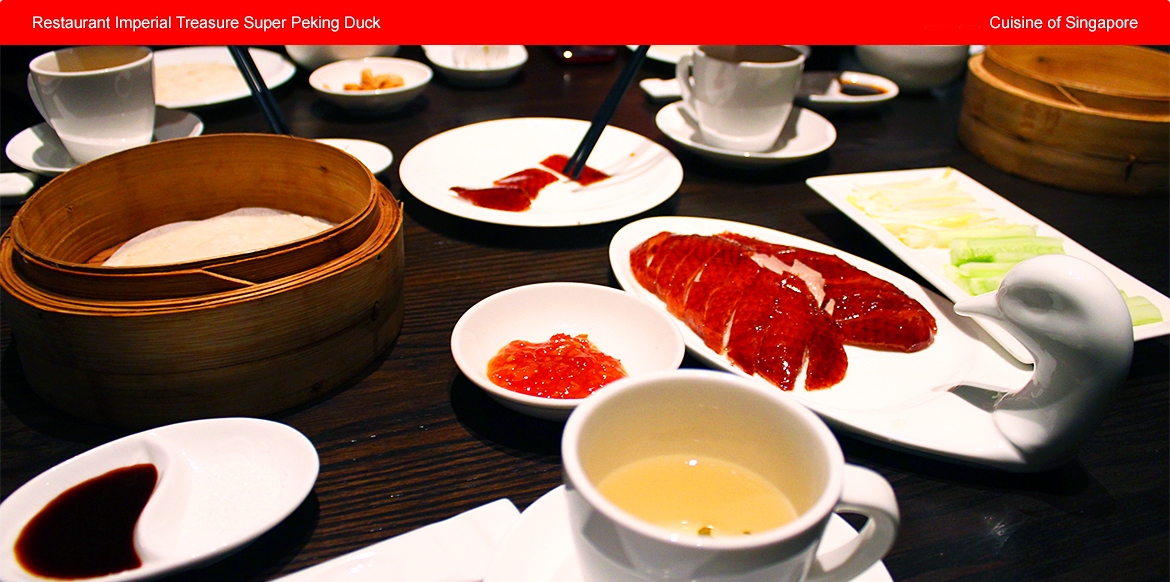 Singapore restaurants and cuisine